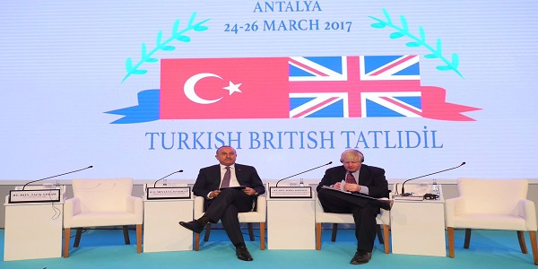 Foreign Minister Çavuşoğlu attended the 6th Meeting of Tatlıdil Forum, 24-26 March 2017