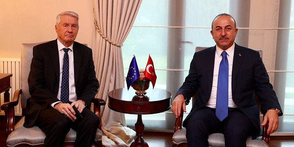 The visit of Thorbjørn Jagland, Secretary General of the Council of Europe to Turkey, 15-16 February 2018