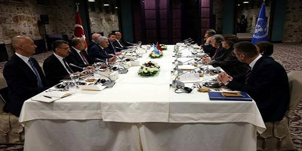 The visit of UN Secretary-General António Guterres to Turkey