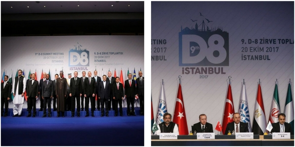 9th Summit Meeting of the D-8 Organization, 20 October 2017