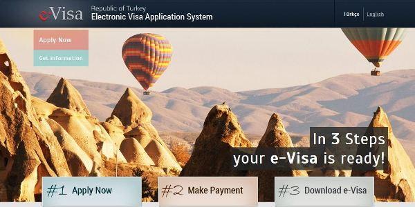 e-Visa is ready to be downloaded!