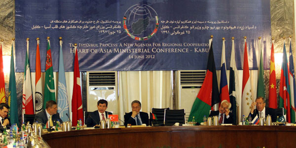Ministerial Conference the Istanbul Process was held in Kabul.