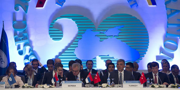 The renewal of the BSEC to further strengthen the cooperation was agreed at the 20th Anniversary Summit.