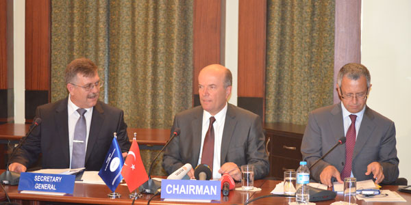 Deputy Foreign Minister Koru announced the priorities of the Turkish Chairmanship-in-Office of the BSEC