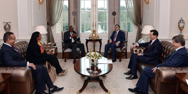 First presidential visit from Kenya to Turkey