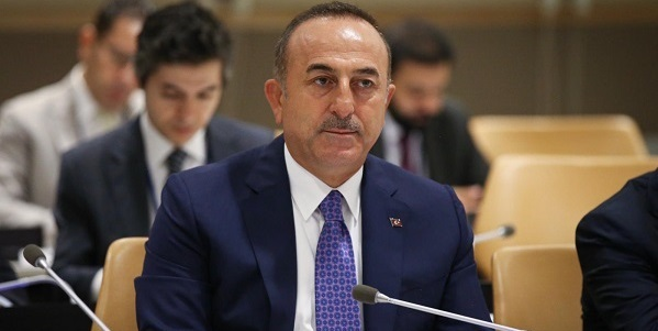 Visit of Foreign Minister Mevlüt Çavuşoğlu to the U.S. to attend meetings of the 74th session of the United Nations General Assembly, 25 September 2019