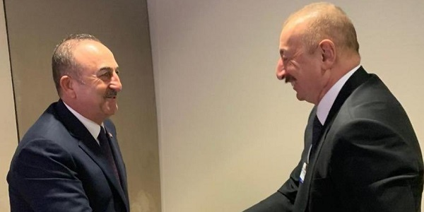 Visit of Foreign Minister Mevlüt Çavuşoğlu to Davos to attend World Economic Forum 50th Annual Meeting-1, 21-23 January 2020