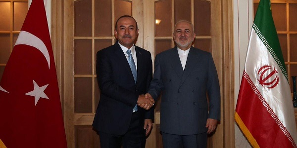 Visit of Foreign Minister Çavuşoğlu to Iran, 20-21 June 2019