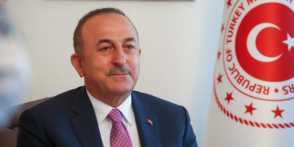 Participation of Foreign Minister Mevlüt Çavuşoğlu in the Informal Meeting of the Council of Ministers of Foreign Affairs of the Black Sea Economic Cooperation Organization held via videoconference, 25 September 2020