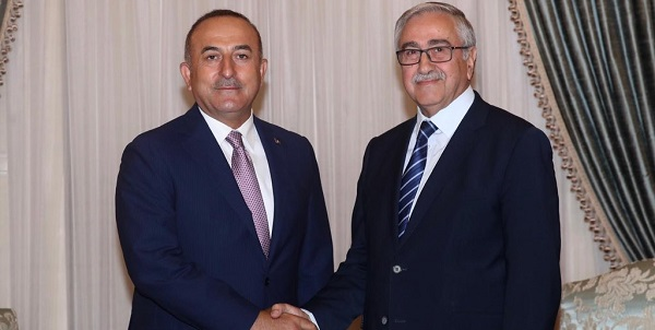 Visit of Foreign Minister Mevlüt Çavuşoğlu to the Turkish Republic of Northern Cyprus, 8-9 September 2019