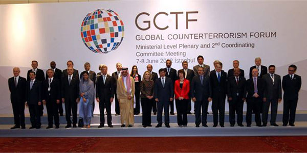 The Second Meeting of the Coordinating Committee of Global Counterterrorism Forum