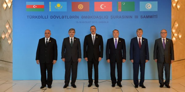 The Third Turkic Council Summit Meeting was held in Gabala