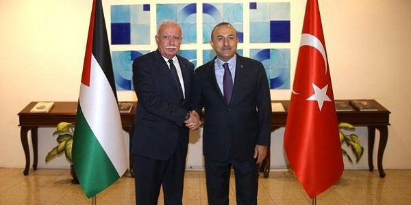 Turkey-Palestine Joint Committee Meeting, 25 October 2018