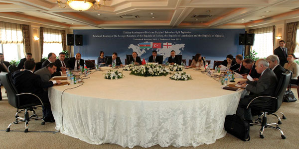 Trilateral Ministerial Dialogue Mechanism was established among Turkey, Azerbaijan and Georgia.